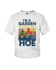 Gardening Im A Garden Hoe Youth T-Shirt tile