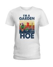 Gardening Im A Garden Hoe Ladies T-Shirt tile