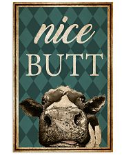 Cow Nice Butt 11x17 Poster front