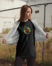 Sign Language Bekind Deaf Pride Classic T-Shirt apparel-classic-tshirt-lifestyle-07
