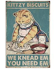 Cat Biscuits Poster 16x24 Poster front