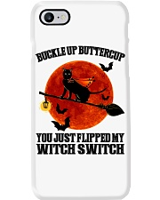 Cat Buckle Up Buttercup You Just Flipped Phone Case tile