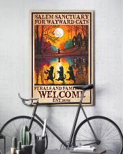 Cat Salem Sanctuary  16x24 Poster lifestyle-poster-7