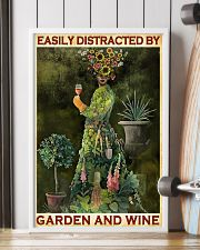 GARDENING EASILY DISTRACTED 11x17 Poster lifestyle-poster-4