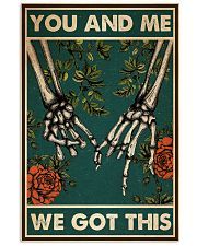 Couple You And Me We Got This Poster 16x24 Poster front