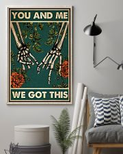 Couple You And Me We Got This Poster 16x24 Poster lifestyle-poster-1