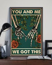 Couple You And Me We Got This Poster 16x24 Poster lifestyle-poster-2
