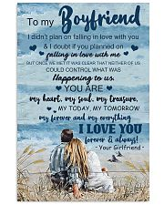 COUPLE TO MY BOYFRIEND 16x24 Poster front