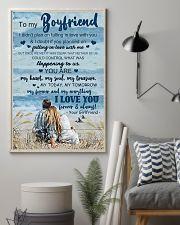 COUPLE TO MY BOYFRIEND 16x24 Poster lifestyle-poster-1
