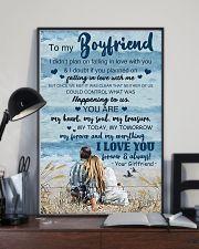 COUPLE TO MY BOYFRIEND 16x24 Poster lifestyle-poster-2