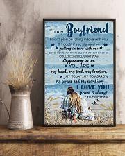 COUPLE TO MY BOYFRIEND 16x24 Poster lifestyle-poster-3