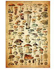 Mushroom Champignons 11x17 Poster front