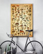 Mushroom Champignons 11x17 Poster lifestyle-poster-7