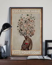 Music Lose Your Mind FInd Your Soul 11x17 Poster lifestyle-poster-2