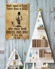 Horse Once Upon A Time Poster 11x17 Poster lifestyle-holiday-poster-2
