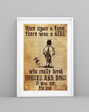 Horse Once Upon A Time Poster 11x17 Poster lifestyle-poster-5