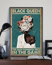 Black Queen Is The Most Powerful 11x17 Poster lifestyle-poster-2
