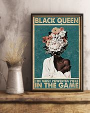 Black Queen Is The Most Powerful 11x17 Poster lifestyle-poster-3