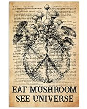 Eat Mushroom 11x17 Poster front