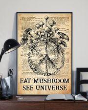 Eat Mushroom 11x17 Poster lifestyle-poster-2
