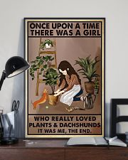 Dachshund Once Upon A Time 11x17 Poster lifestyle-poster-2