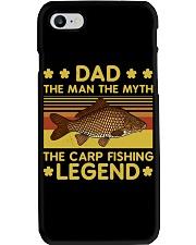 Fishing Dad The Carp Fishing Legend Phone Case tile