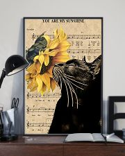 Cat You Are My Shunshine Poster 16x24 Poster lifestyle-poster-2