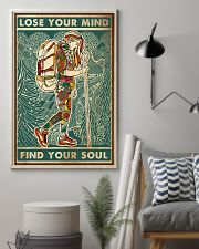 Hiking Lose Your Mind 11x17 Poster lifestyle-poster-1