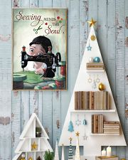 Sewing Mends The Soul Poster 11x17 Poster lifestyle-holiday-poster-2