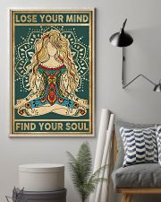 Yoga Lose Your Mind Poster 11x17 Poster lifestyle-poster-1