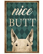 Bull Terrier Nice Butt 11x17 Poster front