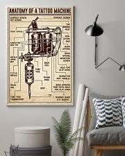 Tattoo Anatomy Of A Tattoo Machine 11x17 Poster lifestyle-poster-1
