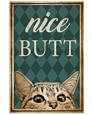 Cat Nice Butt 16x24 Poster front