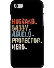 Father Hero Protector Hero Phone Case tile
