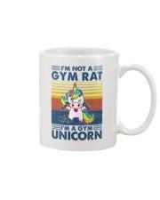 Gym Fitness I'm A Gym Unicorn Mug tile