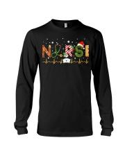 NURSE CHRISTMAS Long Sleeve Tee thumbnail