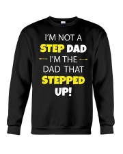 STEP DAD Crewneck Sweatshirt thumbnail