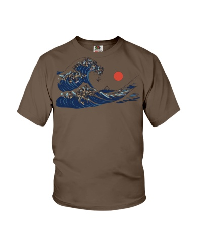 the great wave of frenchie