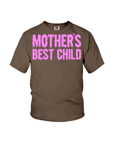 Mother39s Best Child  Pink no stroke