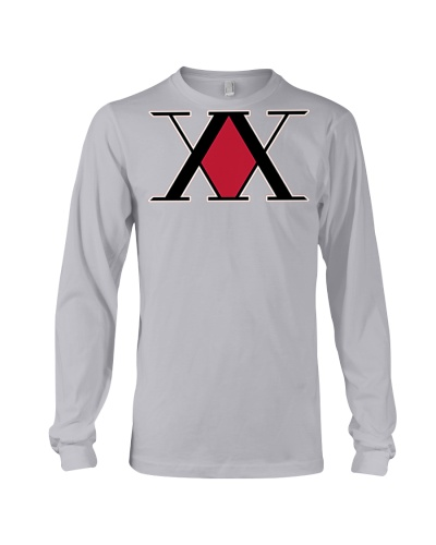 Hunter x Hunter Logo tee shirt hunterxhunter anime