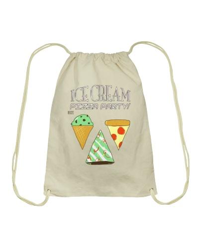 Ice Cream Pizza Party