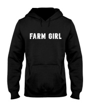 FARM GIRL Hooded Sweatshirt tile