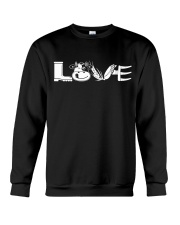 COW LOVE Crewneck Sweatshirt thumbnail