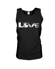 COW LOVE Unisex Tank tile