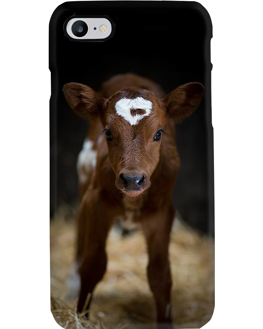 BEAUTIFUL JERSEY COW  Phone Case