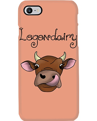 COW LEGEND DAIRY PHONECASE