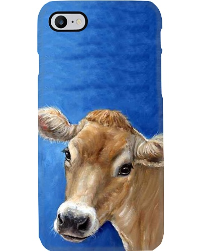 JERSEY COW WATER COLOR