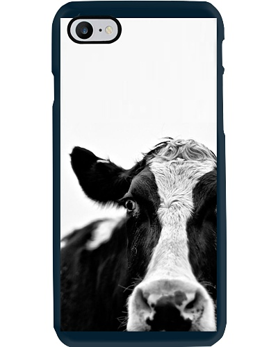 1BEAUTIFUL COW PHONECASE
