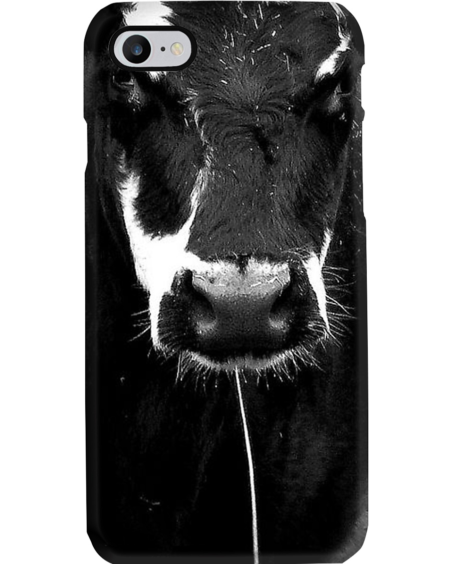 BLACK CATTLE  PHONECASE Phone Case