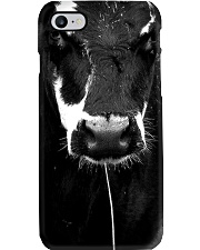 BLACK CATTLE  PHONECASE Phone Case i-phone-7-case